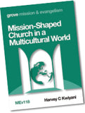 MEv 118 Mission-shaped Church in a Multicultural World