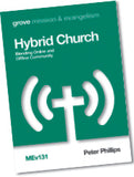 MEv 131 Hybrid Church: Blending  Online and Offline Community