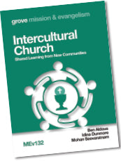MEv 132 Intercultural Church: Shared Learning from New Communities