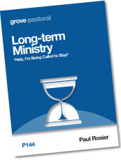 P 144 Long-term Ministry: 'Help, I'm Being Called to Stay!'