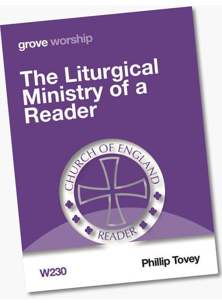 W 230 The Liturgical Ministry of a Reader