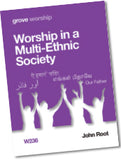 W 236 Worship in a  Multi-Ethnic Society