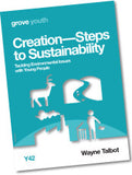 Y 42 Creation—Steps to Sustainability: Tackling Environmental Issues  with Young People