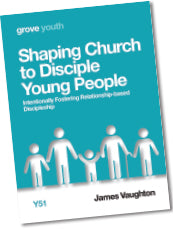 Y 51 Shaping Church to Disciple Young People: Intentionally Fostering  Relationship-based Discipleship
