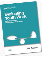 Y 62 Evaluating Youth Work: Reflecting on Your  Church-based Youth Ministry