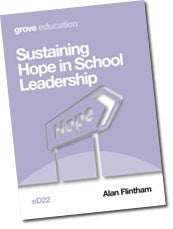 eD 22 Sustaining Hope in School Leadership