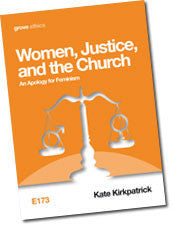 E 173 Women, Justice and the Church: An Apology for Feminism