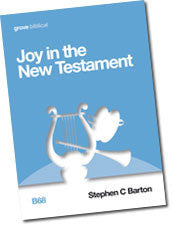 B 68 Joy in the New Testament