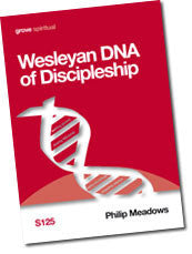 S 125 The Wesleyan DNA of Discipleship: Fresh Expressions of Discipleship for the 21st-century Church