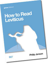B 67 How to Read Leviticus