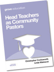 eD 25 Head Teachers as Community Pastors