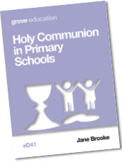 eD 41 Holy Communion in  Primary Schools