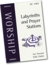 Cover: W 180 Labyrinths and Prayer Stations