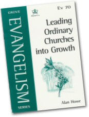 Cover: Ev 70 Leading Ordinary Churches into Growth