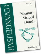 Cover: Ev 67 Mission-Shaped Church