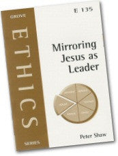 Cover: E 135 Mirroring Jesus as Leader
