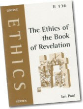 Cover: E 136 The Ethics of the Book of Revelation