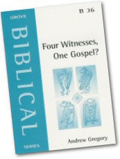 Cover: B 36 Four Witnesses, One Gospel?
