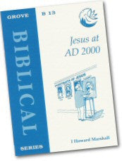Cover: B 13 Jesus at AD 2000