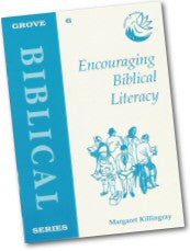 Cover: B 6 Encouraging Biblical Literacy