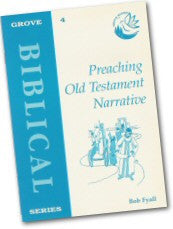Cover: B 4 Preaching Old Testament Narrative