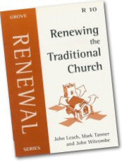 Cover: R 10 Renewing the Traditional Church