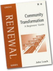 Cover: R 8 Community Transformation: A Beginners' Guide