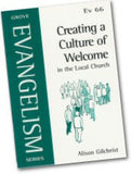 Cover: Ev 66 Creating a Culture of Welcome in the Local Church