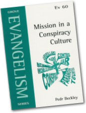 Ev 60 Mission in a Conspiracy Culture