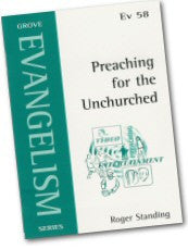 Cover: Ev 58 Preaching for the Unchurched in an Entertainment Culture