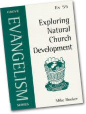 Cover: Ev 55 Exploring Natural Church Development