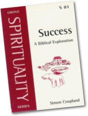 Cover: S 81 Success: A Biblical Exploration