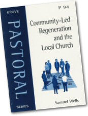 Cover: P 94 Community-Led Regeneration and the Local Church
