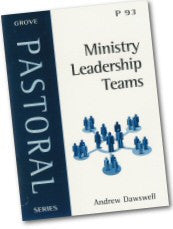 Cover: P 93 Ministry Leadership Teams: Theory and Practice in Effective Collaborative Ministry
