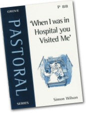 Cover: P 88 'When I was in Hospital you Visited Me'