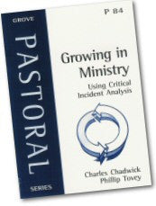Cover: P 84 Growing in Ministry: Using Critical Incident Analysis