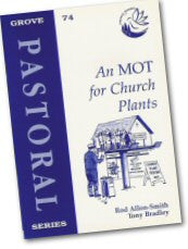 Cover: P 74 An MOT for Church Plants
