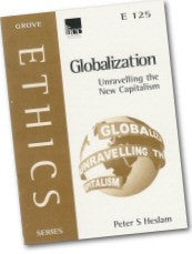Cover: E 125 Globalization: Unravelling the New Capitalism