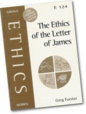 Cover: E 124 The Ethics of the Letter of James