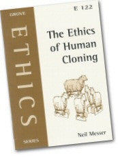 Cover: E 122 The Ethics of Human Cloning