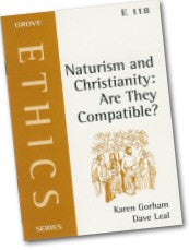 Cover: E 118 Naturism and Christianity: Are They Compatible?