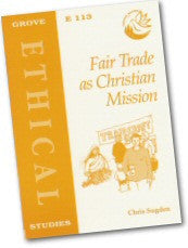 Cover: E 113 Fair Trade as Christian Mission