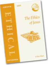 Cover: E 107 The Ethics of Jesus