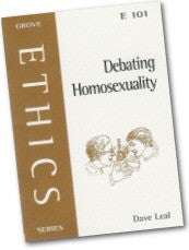 Cover: E 101 Debating Homosexuality