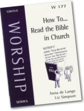 Cover: W 177 How to Read the Bible in Church