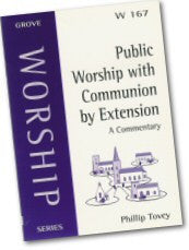 Cover: W 167 Public Worship with Communion by Extension: A Commentary