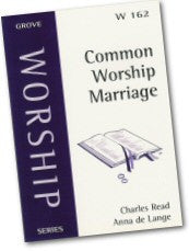Cover: W 162 Common Worship Marriage