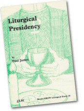 Cover: JLS 24 Liturgical Presidency
