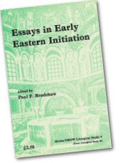 Cover: JLS 8 Essays in Early Eastern Initiation