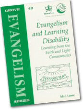 Cover: Ev 42 Evangelism and Learning Disability: Learning from the Faith and Light Communities